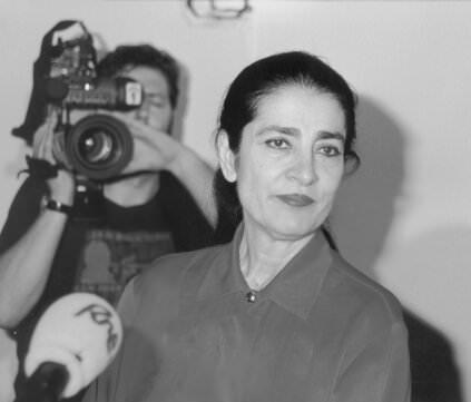 Irene Papas. Imagen cortesía de Mostra València.