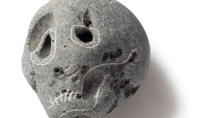 Piedra calaverean
