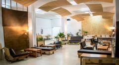 Imagen general de La Otra Cantinela, nuevo espacio multicultural en el barrio del Cedro de València. Fotografía cortesía de los organizadores.