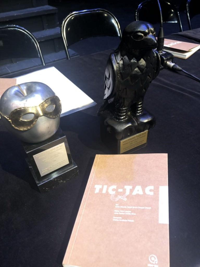 Tic-Tac. Imagen cortesía del Institut Valencià de Cultura.
