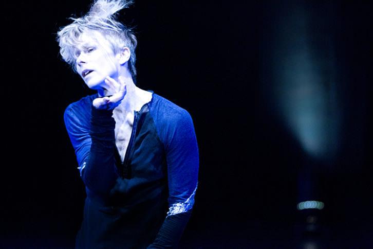 Louise Lecavalier. Imagen cortesía del Festival 10 Sentidos.