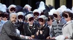 Un instante de la representación de 'La Dama de Picas', en el Dutch National Opera. Fotografía cortesía de la Royal Opera House (España).
