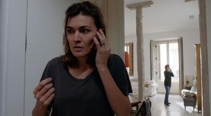 La actriz Marta Nieto durante un instante de 'Madre', de Rodrigo Sorogoyen. Fotografía cortesía de Filmin.