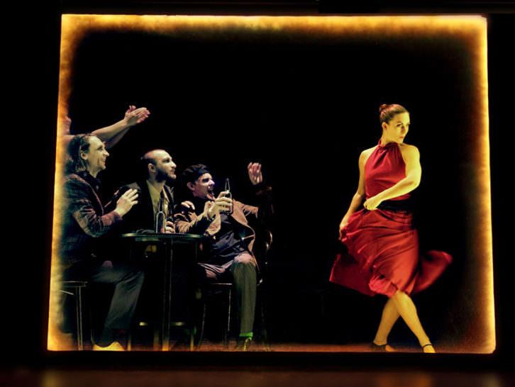 Missing, de Gecko Theatre Company. Imagen cortesía del Teatro Principal de Valencia.