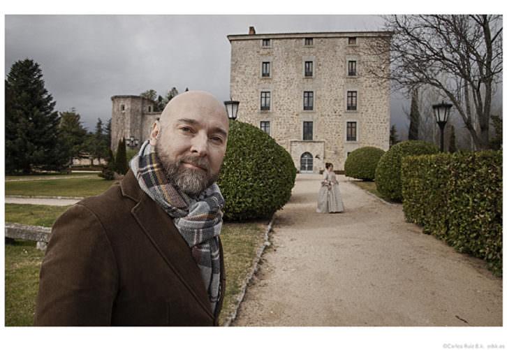 Fernando J. Múñez. Fotografía de Carlos Ruiz por cortesía del autor.
