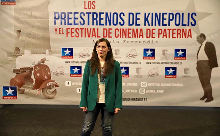 Imagen: cortesía de Juana Macías Detalle en la rueda de prensa