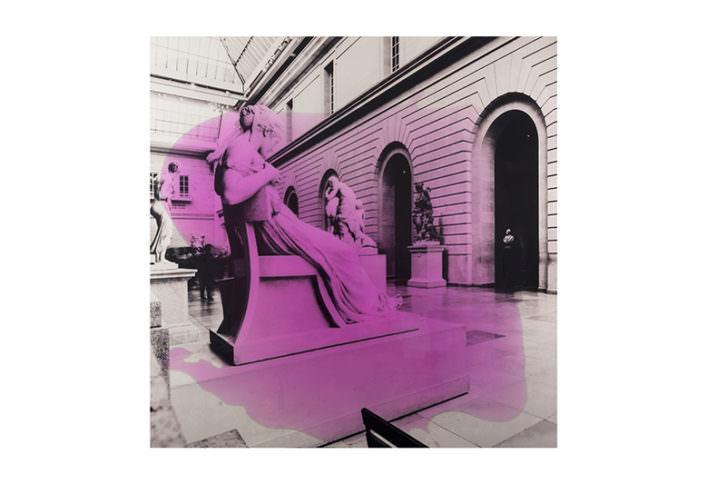 Obra de Pedro Peña, ganadora del Premio de Pintura Ciutat de Algemesí. Imagen cortesía de la organización.