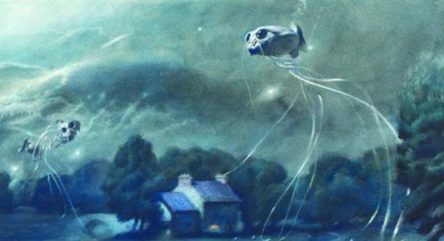 Obra de José Segrelles.