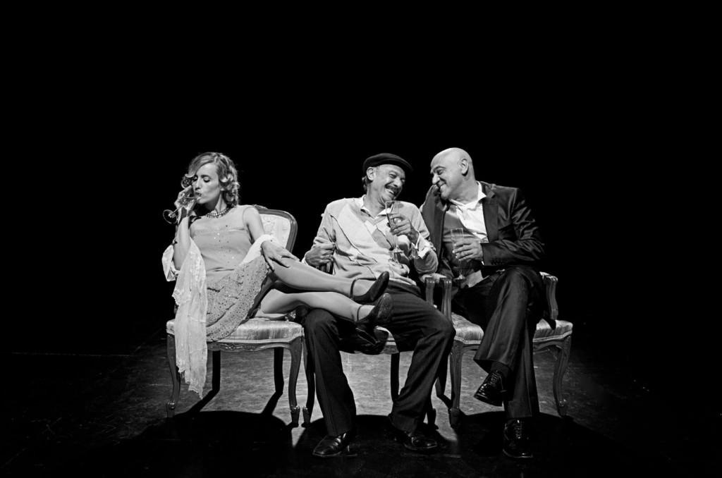 'Shakespeare en Berlín', de Chema Cardeña. Imagen cortesía de Sala Russafa