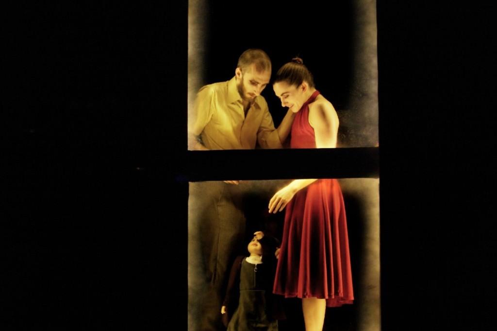 Missing, de Gecko Theatre Company. Teatro Principal de Valencia.