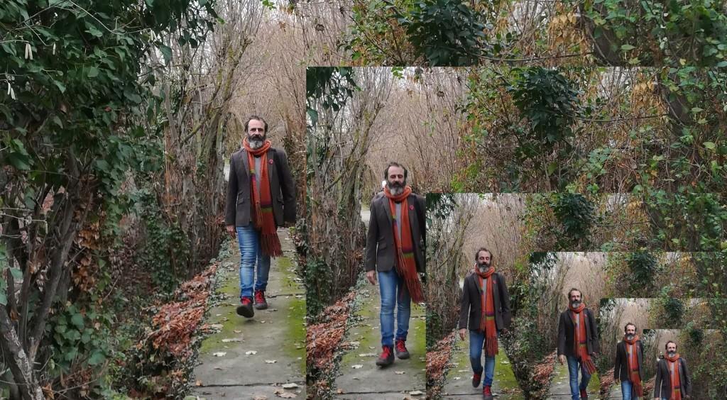 """'La entropía de los relojes rotos' exhorta al lector """"a reflexionar sobre lo que somos y el camino que recorremos"""". Fotografía cortesía de Ximo Rochera."""