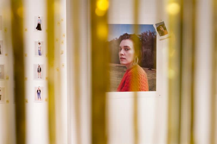 Exposición 'Edits' de Laura Palau. Fotografia realizada por Marc Ferrer