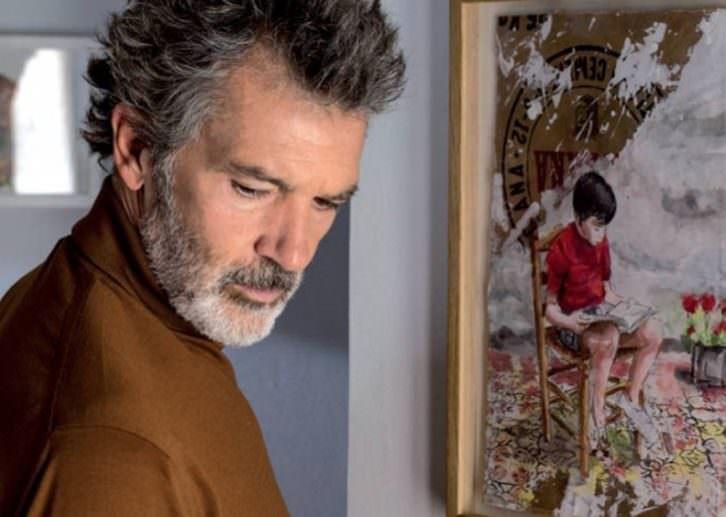 Antonio Banderas en 'Dolor y gloria', de Pedro Almodóvar.