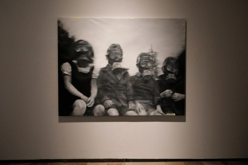 'La desaparición de las luciérnagas', de Josep Tornero. Imagen cortesía del Centre del Carme.