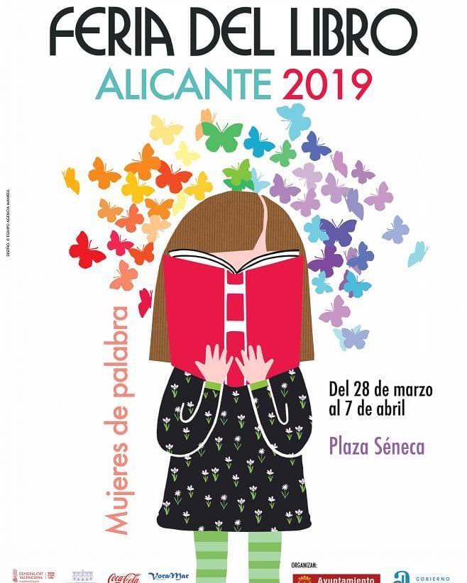 Feria del Libro de Alicante. MAKMA