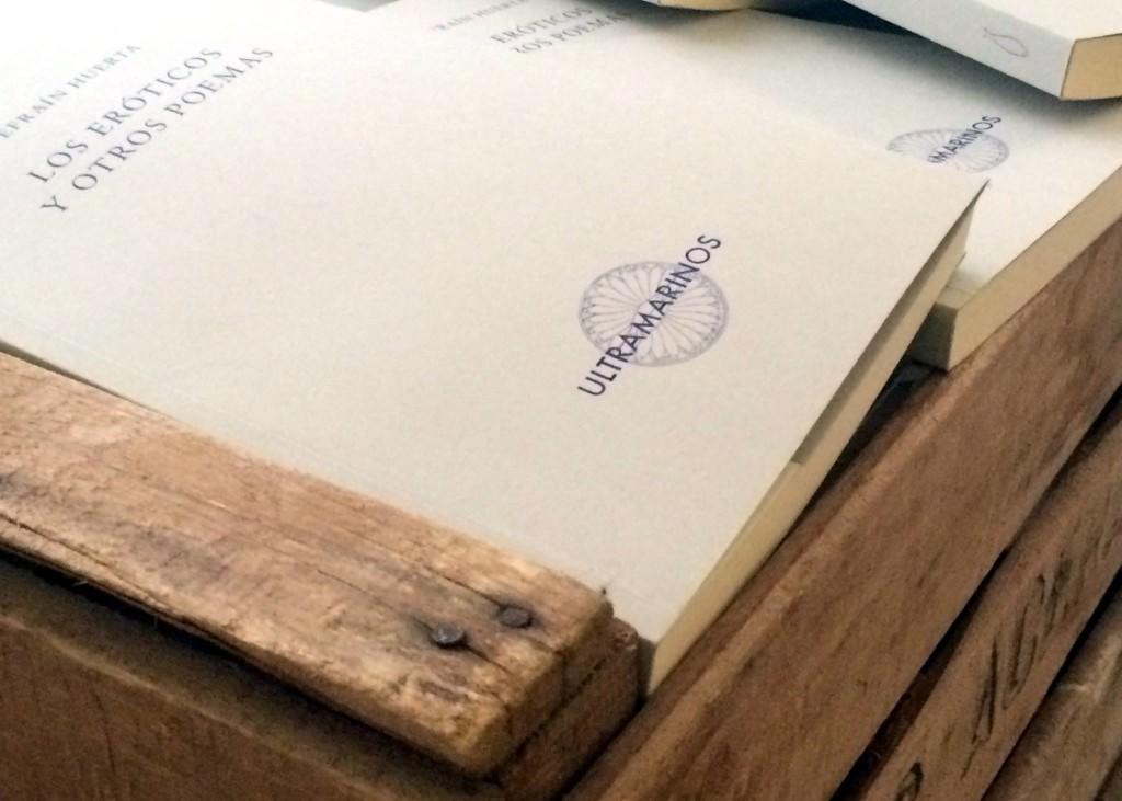 Libros de la editorial Ultramarinos. Imagen cortesía de Paper València.