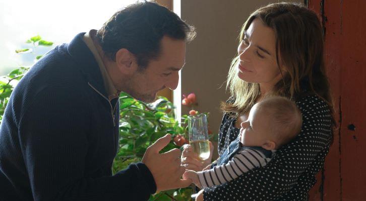 Un bebé en buenas manos: peliculón francés