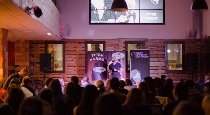 Circuito Café Teatro ya es proyecto de interés social