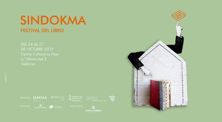 IV SINDOKMA Festival de Libro | Sinopsis audiovisual