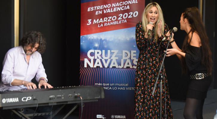El musical sobre Mecano se estrenará en Rambleta