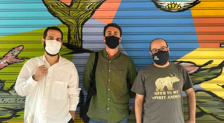 divulgación artística, Abierto València 2020