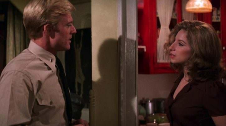 Robert Redford y Barbra Streisand