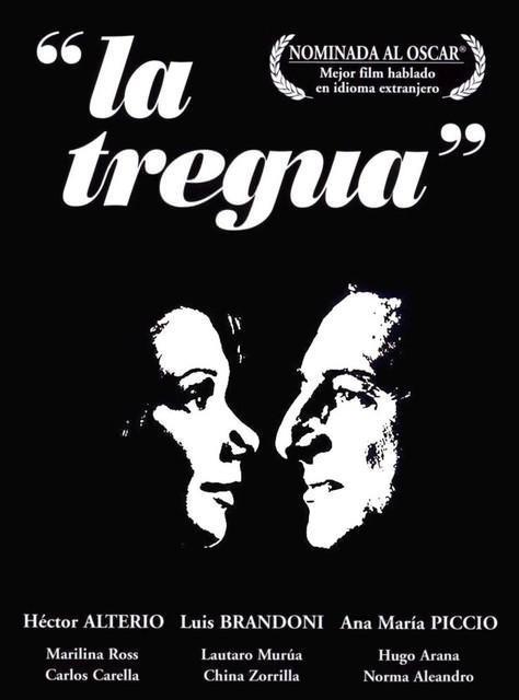 Mario Benedetti, La tregua, Cinema Jove