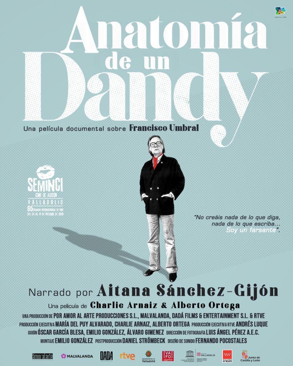 Francisco Umbral, Anatomía de un dandy
