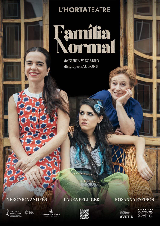 Família normal, L'Horta Teatre
