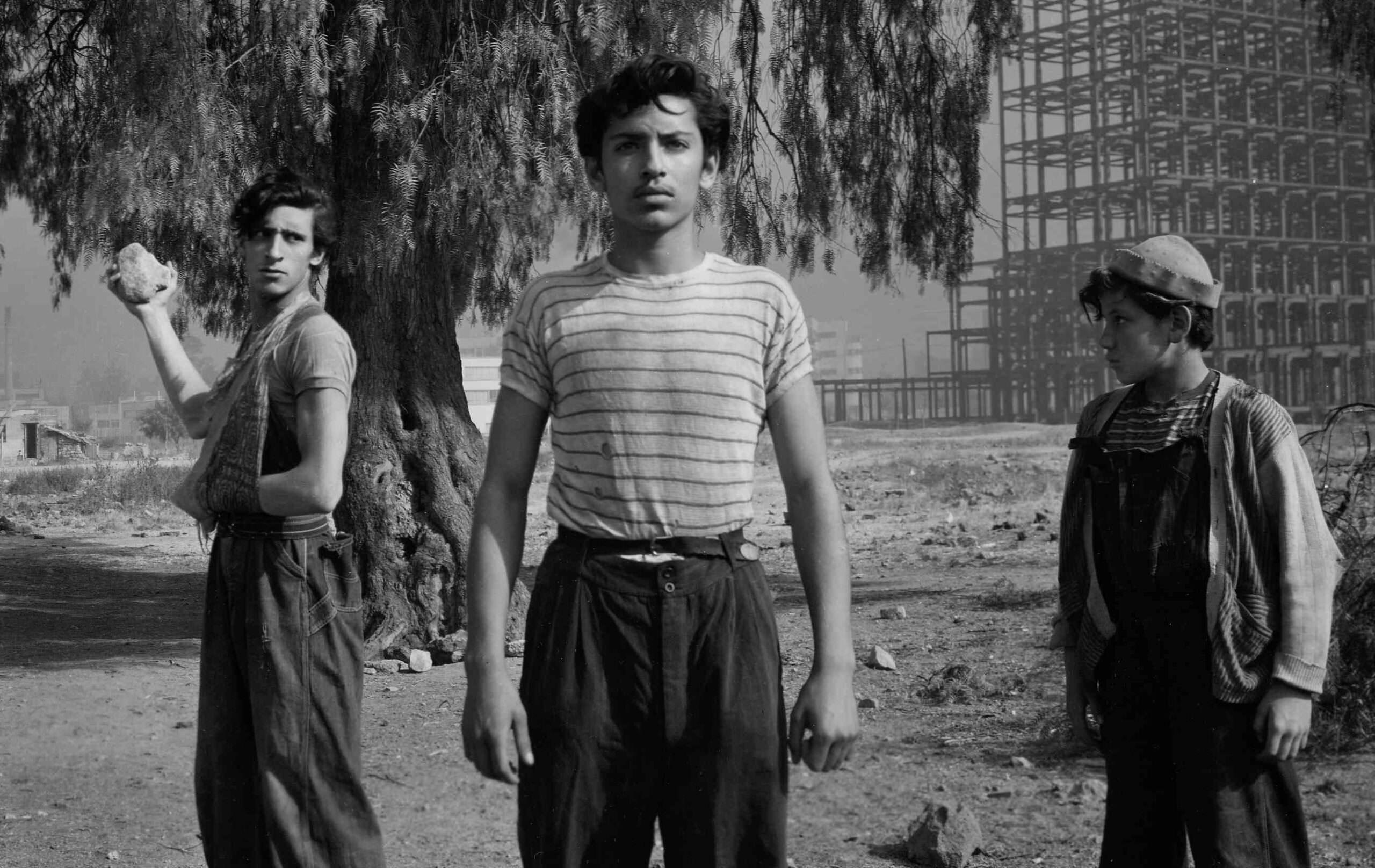 Los olvidados, Luis Buñuel