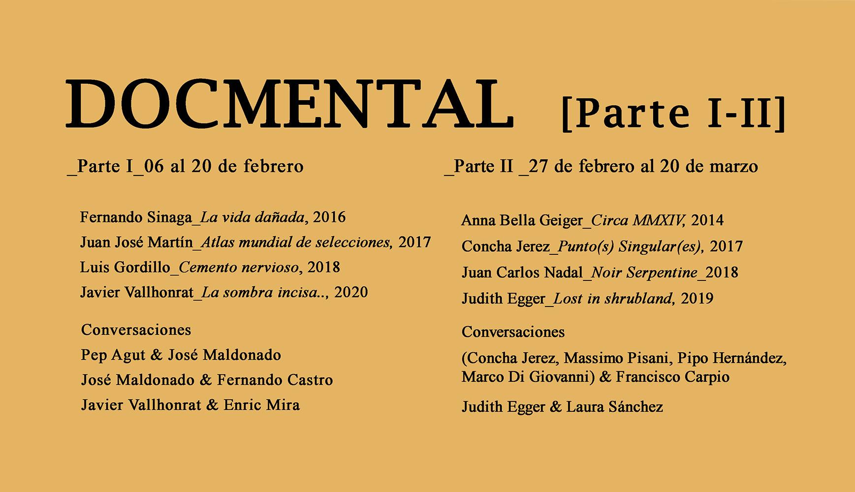 Docmental, Aural Galería