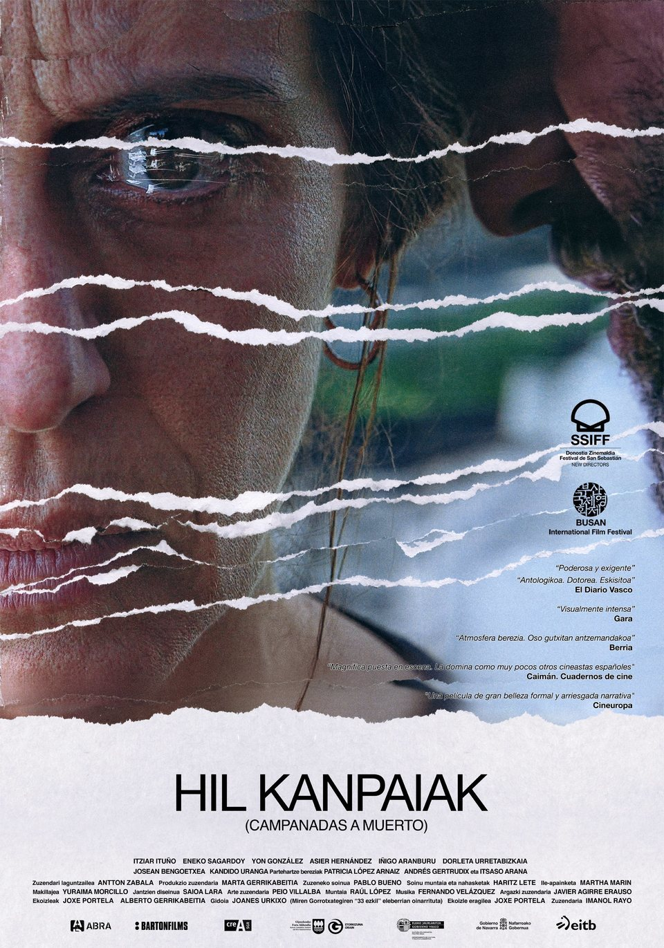 Hil Kanpaiak, Campanadas a muerto, de Imanol Rayo