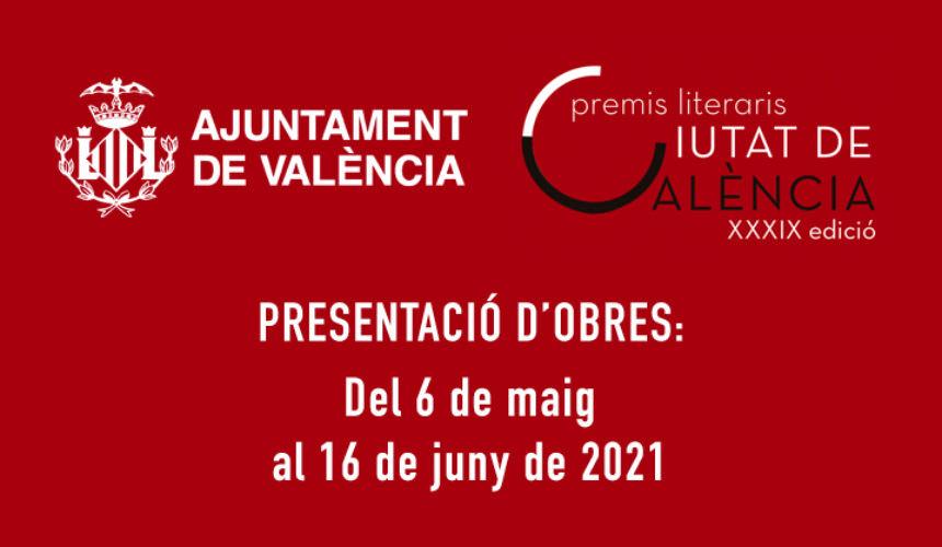 Premis Literarias Ciutat de València
