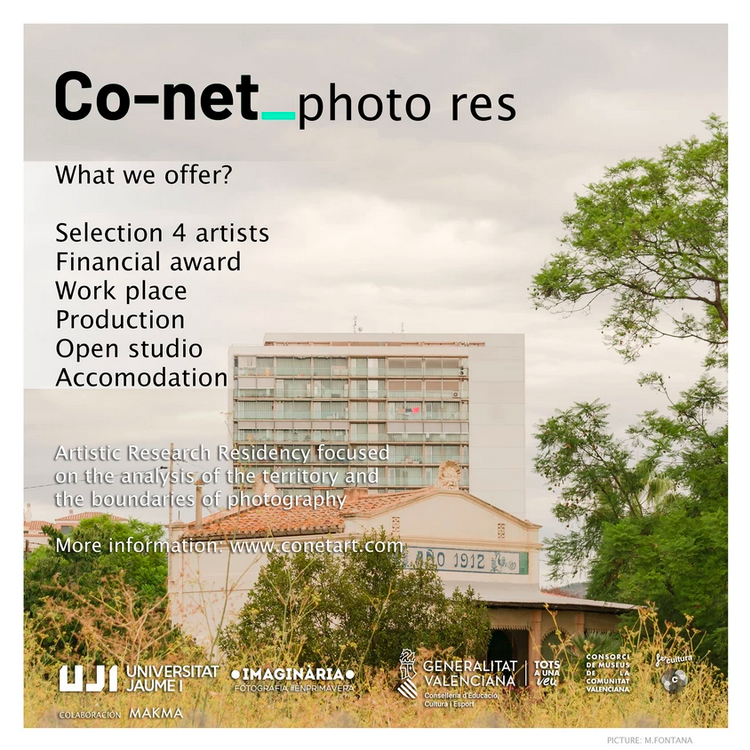 CO-NET PHOTO RES art residency