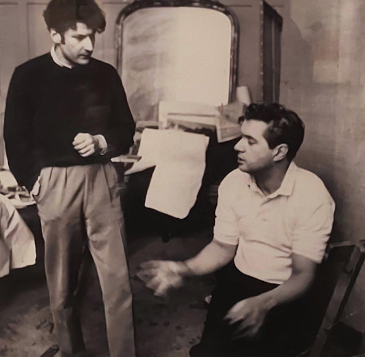 Lucian Freud y Francis Bacon. Fundación Bancaja