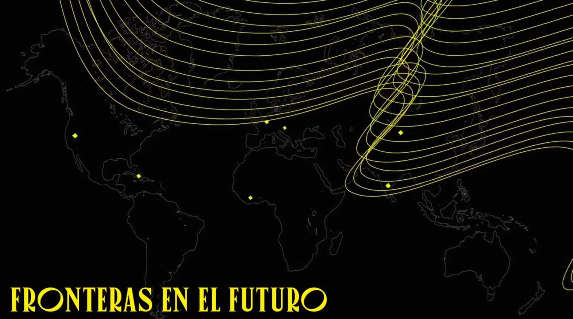 Fronteras en el Futuro. Festival 10 Sentidos