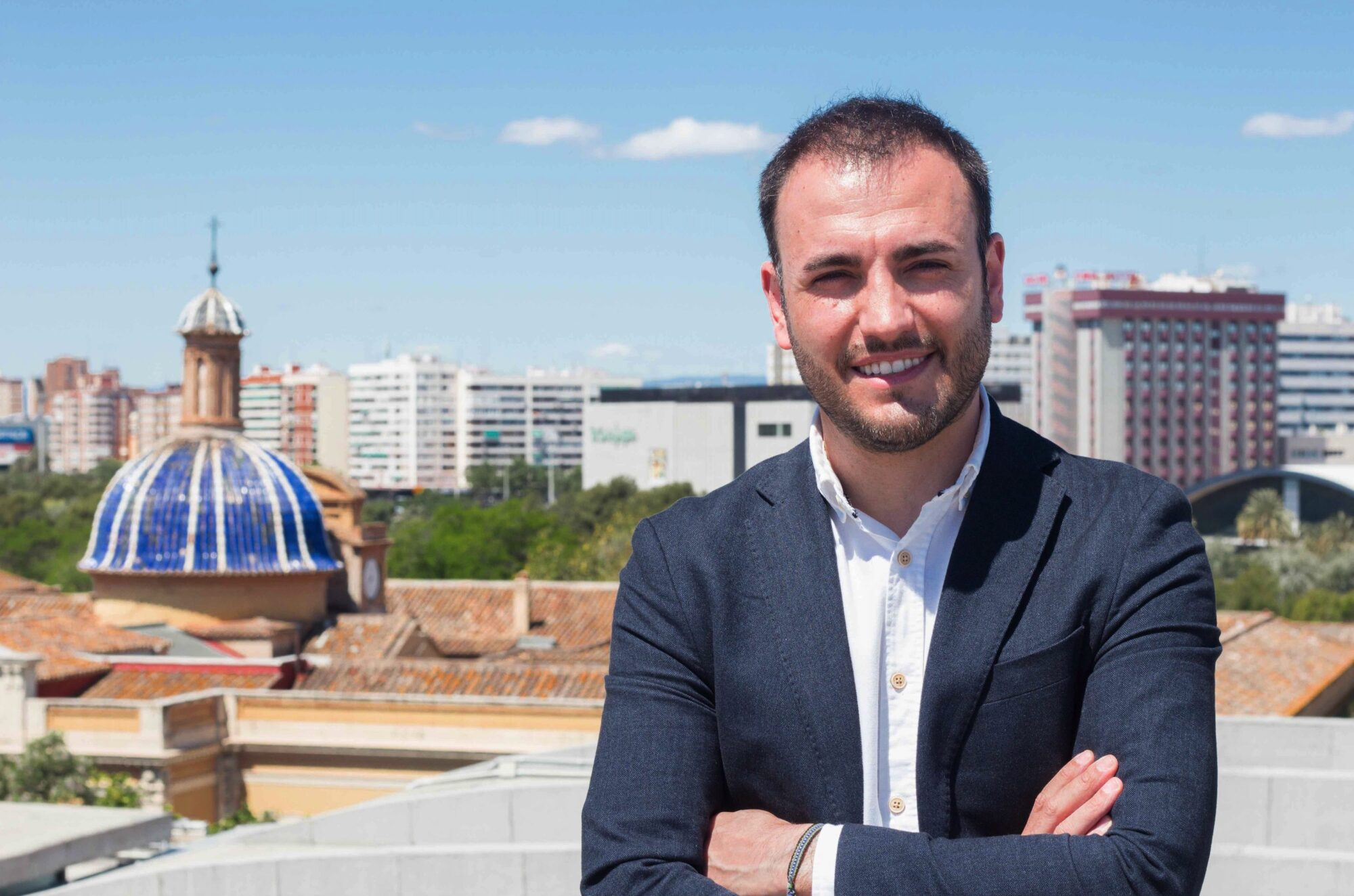 Sergi Pérez Serrano, director gerente del IVAM