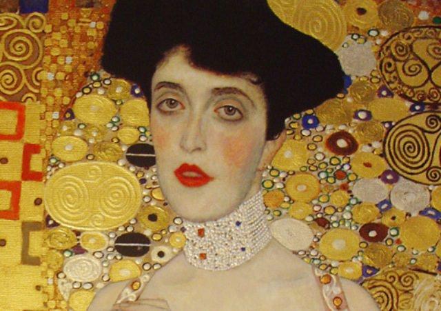 La dama de oro, Adele Bauer, Gustav Klimt