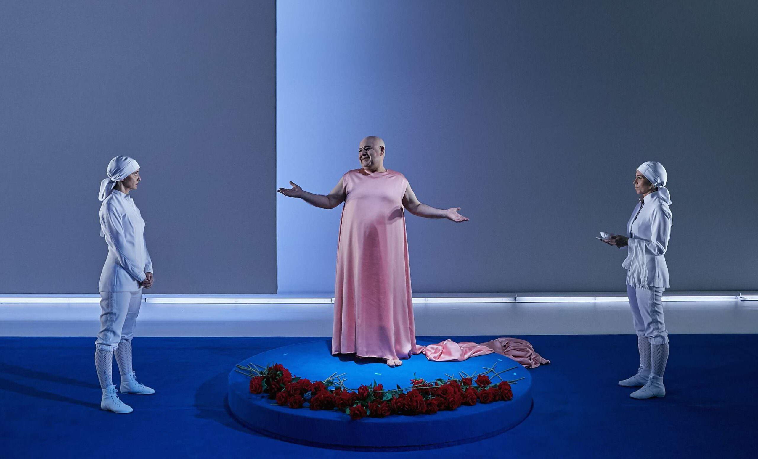 Las criadas, de Jean Genet. Teatro Olympia