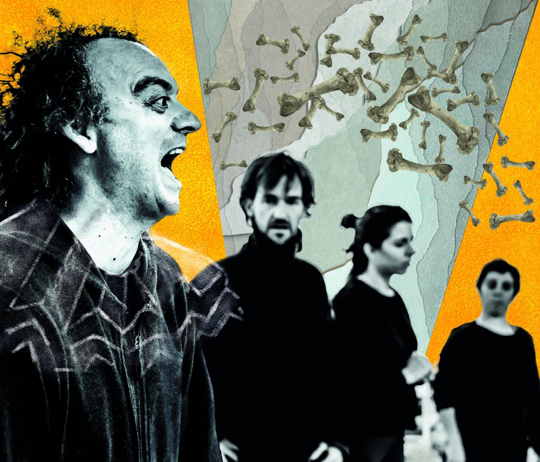 Compañía Lucas Escobedo. Fotografía cortesía del Teatre Rialto.