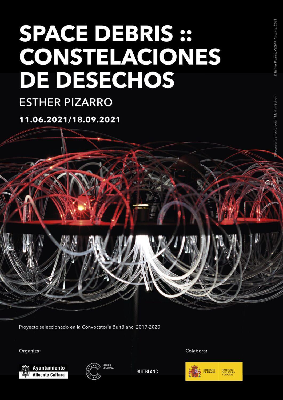 Esther Pizarro, Space Debris, Las Cigarreras