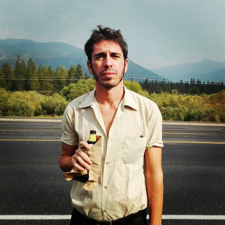 David Pascual (Mr. Perfumme). Fotografía cortesía del autor.
