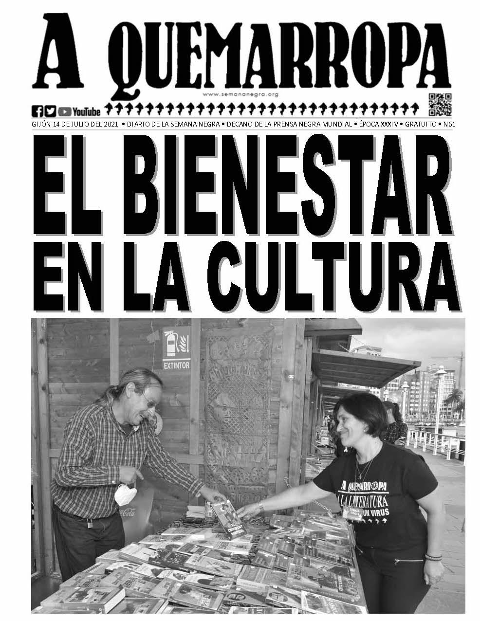 A Quemarropa, Semana de Gijón 2021