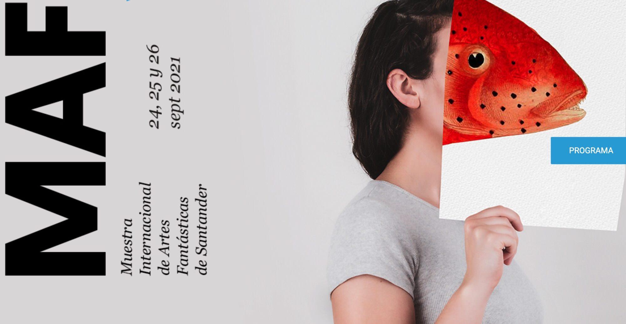 XIII Muestra Internacional de Artes Fantásticas (MAF)