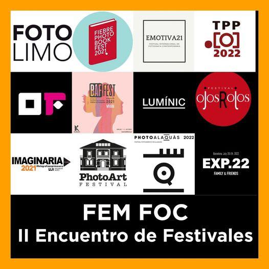 II Encuentro de DirectorXs de Festivales de Fotografía FEM FOC